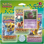 PACK 3 BOOSTERS - NOIR & BLANC 6