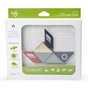 TEGU VOYAGE BLISTER 6 PIECES - BOAT