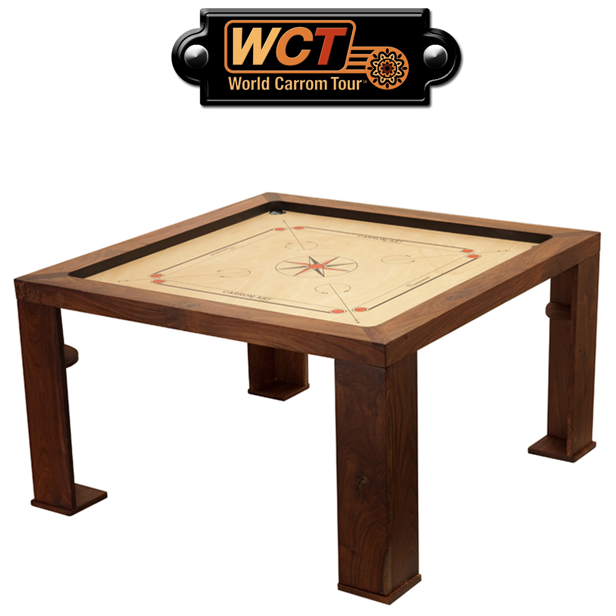 Table basse carrom ellora 85 cm sur mister good game for Table basse 85 cm