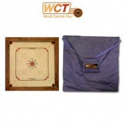 Pack Carrom Champion + Housse