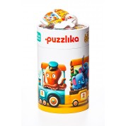 PUZZLE EDUCATIF TRAIN