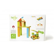 TEGU CLASSIC 42 PIECES - TINTS